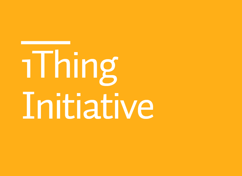 1Thing Initiative